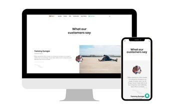 Shopify Theme Customization. Case Study.