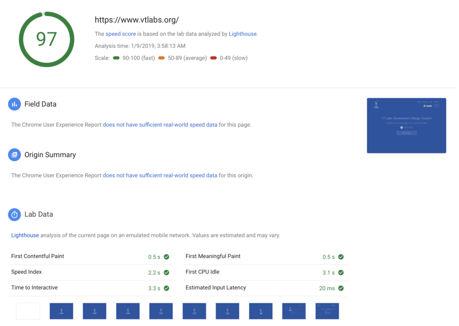 Shopify Speed Optimization Google PageSpeed Insights