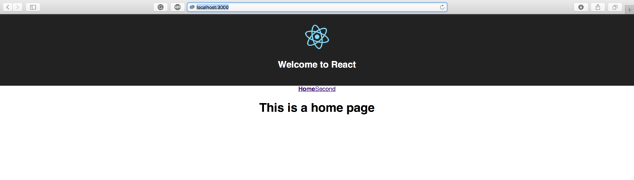 React Router Tutorial